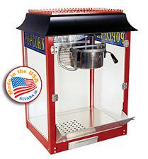 Paragon 1911-8 popcorn machine