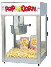 Gold Medal Lil Maxx popcorn machine