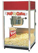 Gold Medal Ultra 60 Popcorn Machine