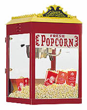 Cretors T2000 Antique popcorn machine