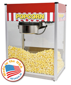Paragon Classic 14 popcorn machine