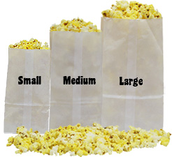 Topsy Small Bags Of Popcorn Cost
