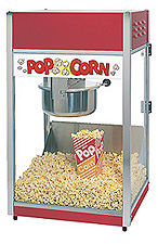 Gold Medal Econo 8 popcorn machine