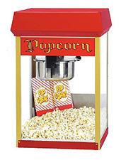 Gold Medal Fun Pop 8 popcorn machines