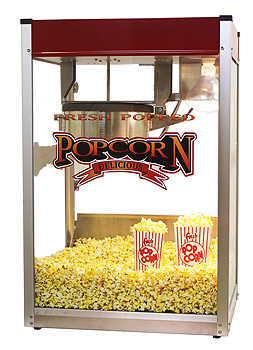 Movie Pop 14 popcorn machine