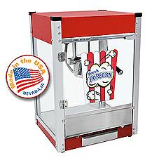 Paragon Red Cineplex popcorn machine