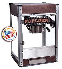 Paragon Copper Cineplex popcorn machine