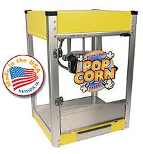 Paragon Yellow Cineplex popcorn machine