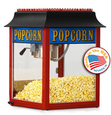 Paragon 1911-4 popcorn machine