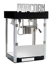 Metropolitan 6 Popcorn Machine