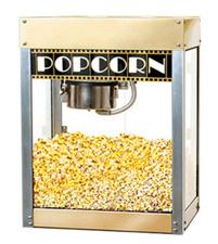 Benchmark Premiere popcorn machine