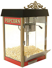 Street Vendor 6 Popcorn Machine