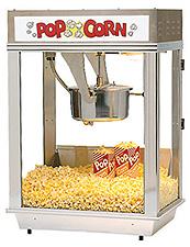 Gold Medal Whiz Bang 12oz popcorn machine